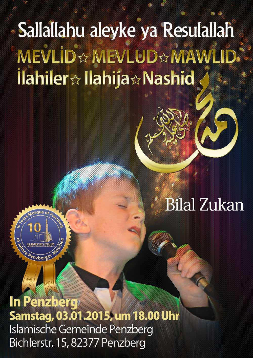 IGP Veranstaltung: Bilal Zukan