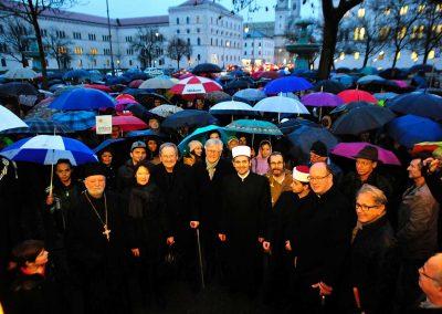 Kundgebung München: Steh auf gegen Hass und Gewalt