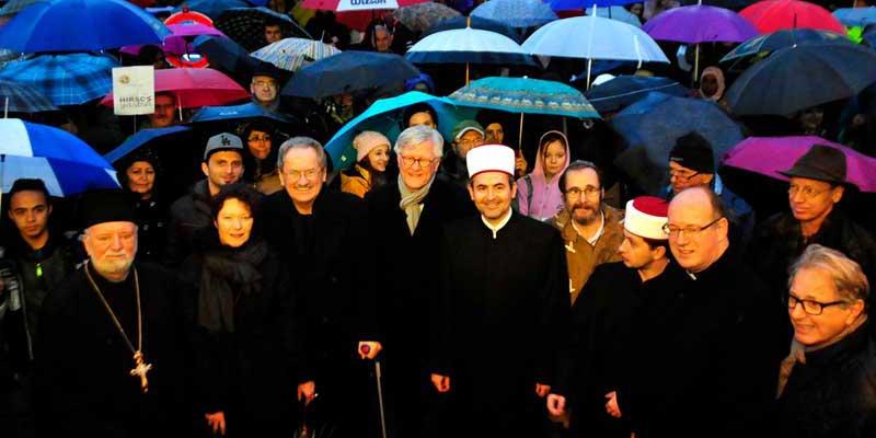 Moschee Penzberg: Steh auf gegen Hass und Gewalt