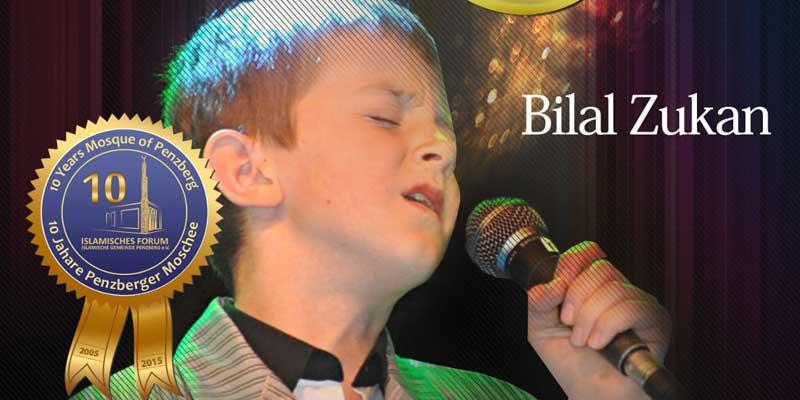 Geburtstag des Propheten: Ilahi-Musik von Bilal Zukan