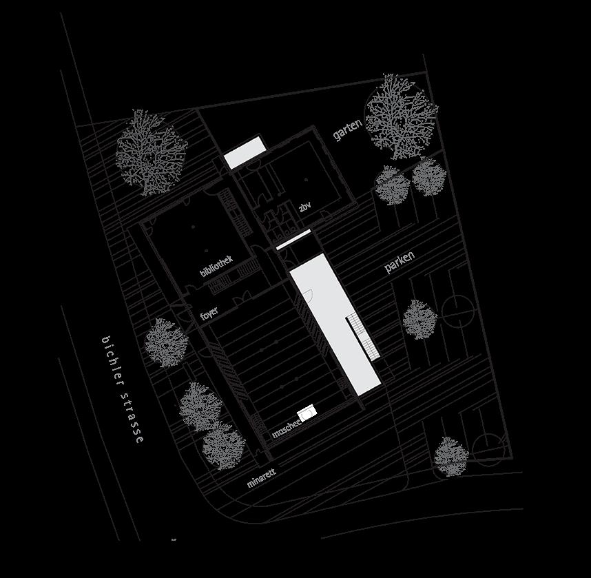 Islamisches Forum Penzberg Architektur