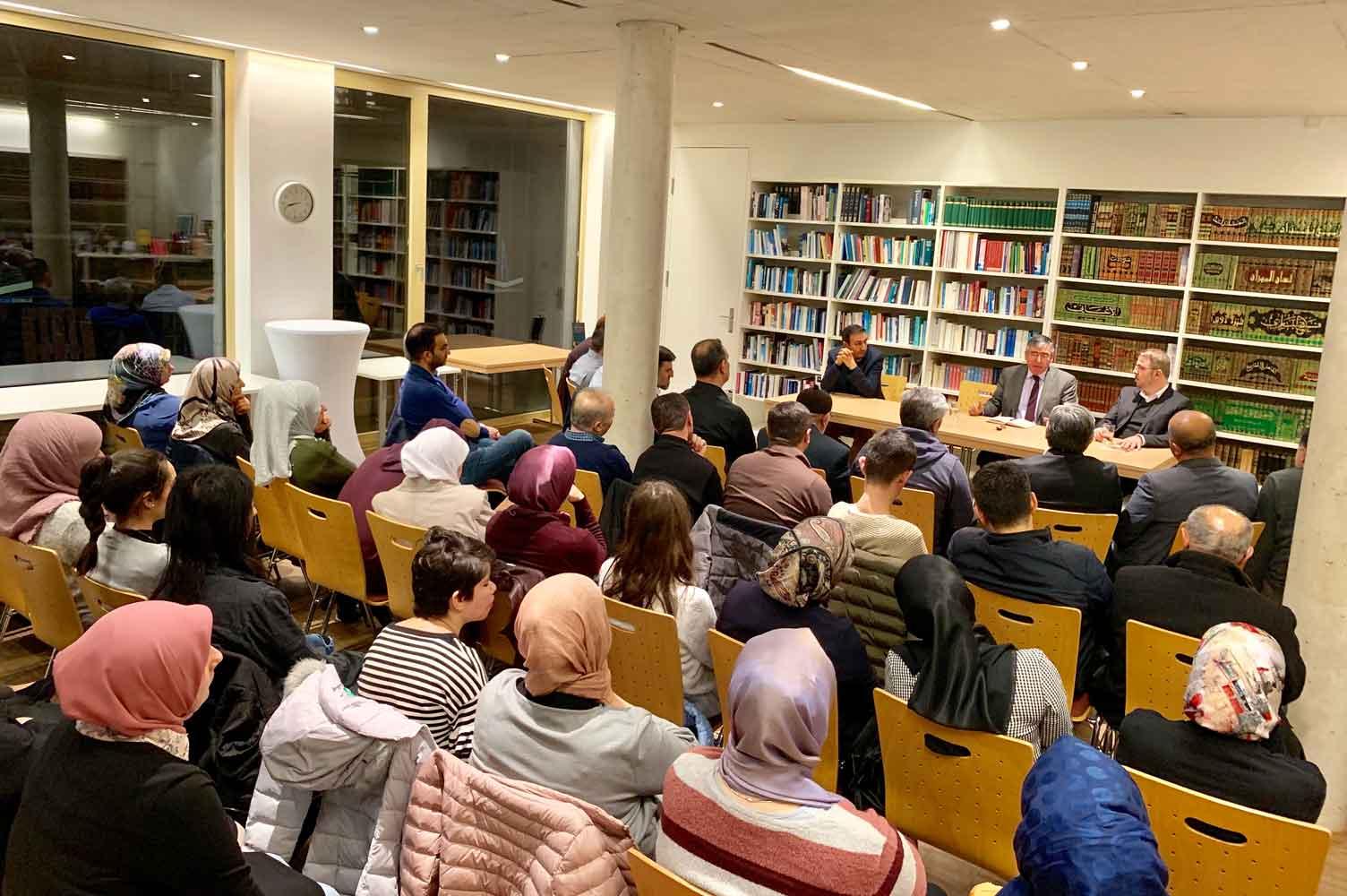 IGP Besucher Vortrag