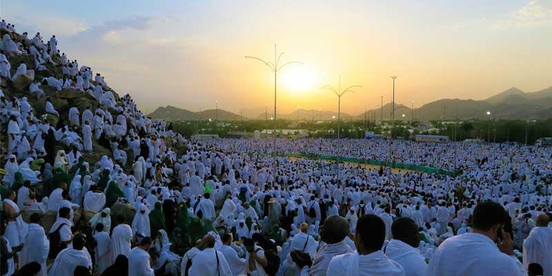 Tag von Arafat – Tag der Begegnungen in Mekka