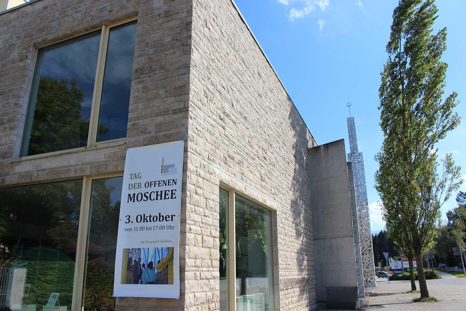 Penzberg Moschee: Tag der offenen Moschee