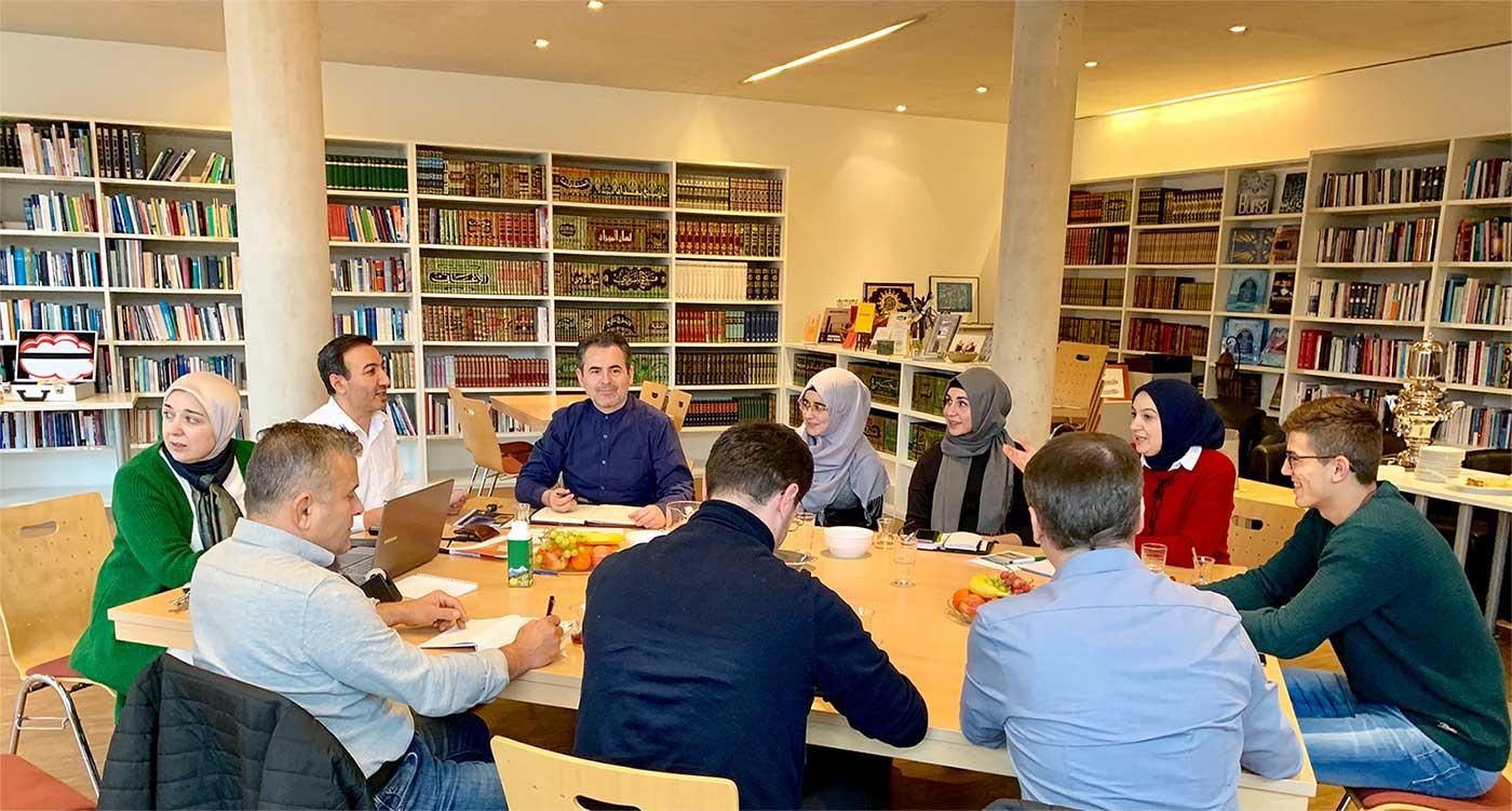 Moschee Penzberg Vorstand