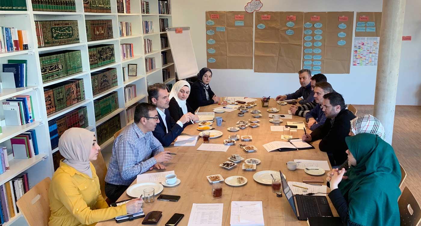 Moschee Penzberg Team