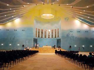Katholische Kirche im Golfstaat Katar