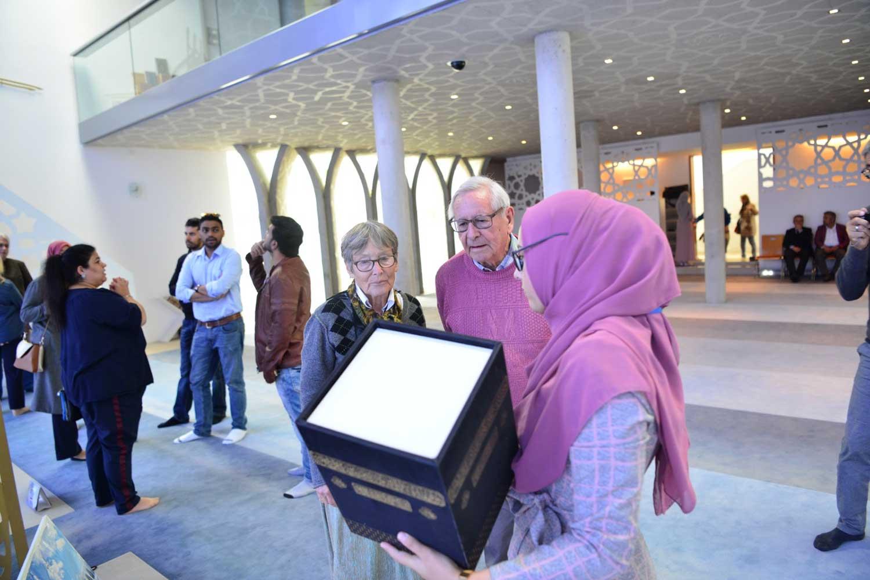 IGP Besucher: Tag der offenen Moschee