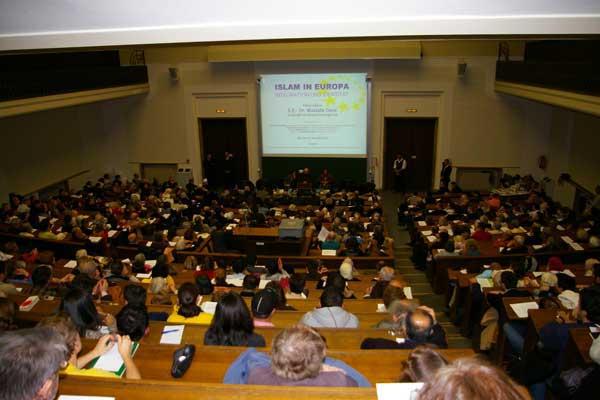 Vortrag an der LMU von Dr. Mustafa Ceric
