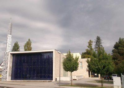 Ansicht Moschee Penzberg