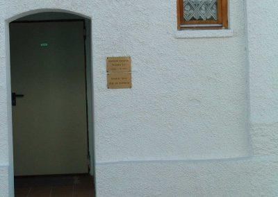 Eingang zur alten Moschee