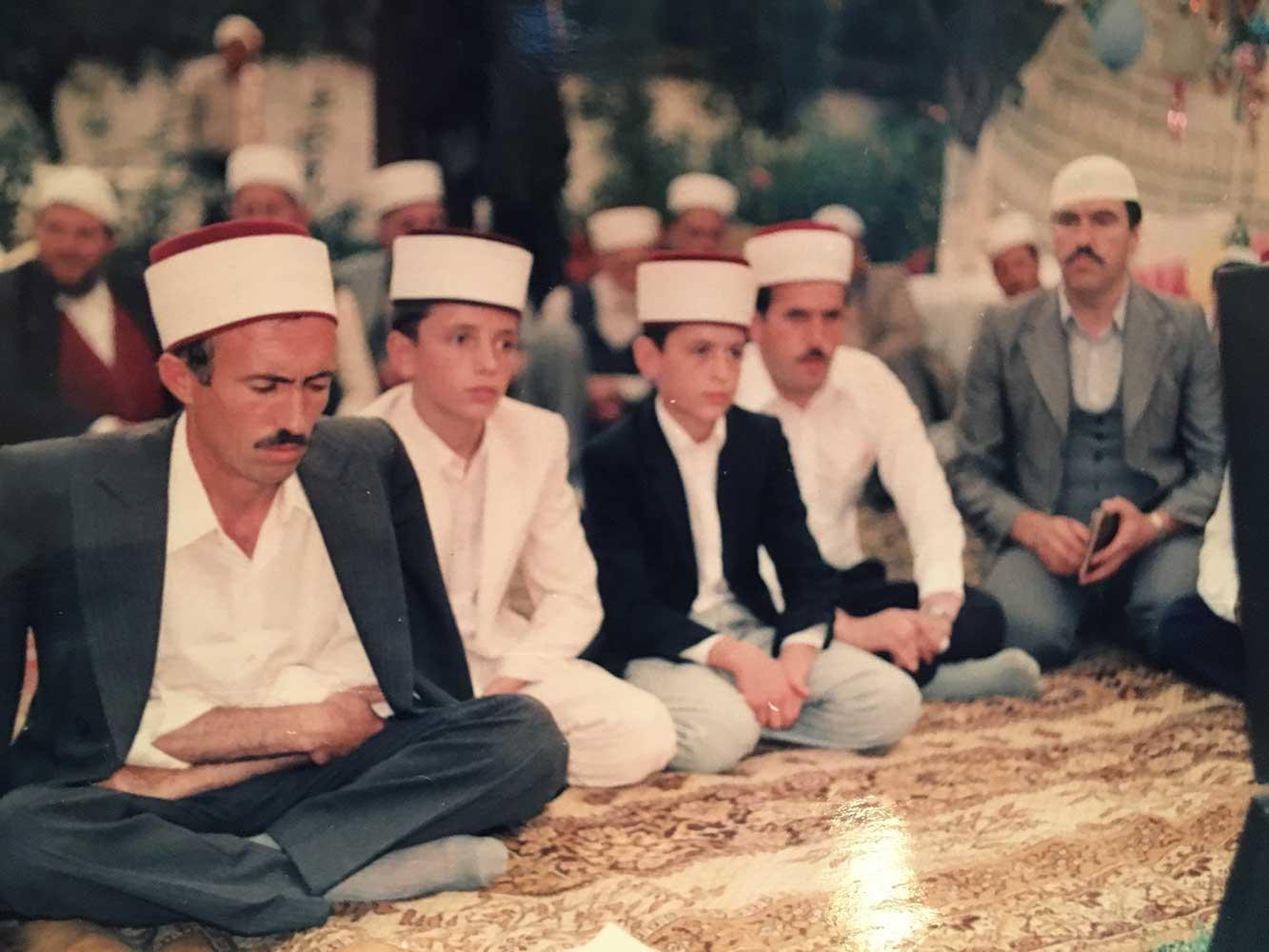 Imam Idriz Tetovo 1984