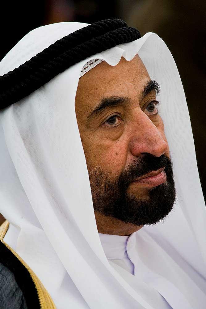 Sultan bin Mohammad al Qasimi