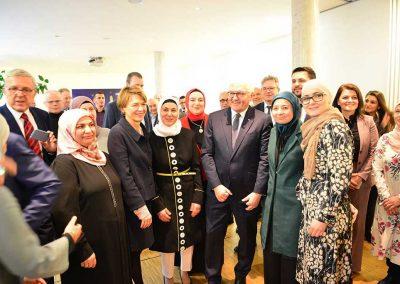 Engagierte Frauen der Islamischen Gemeinde Penzberg
