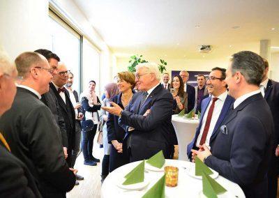 Im Gespräch mit Rabbiner Steven Langnas, Pfarrer Julian Lademann und Pfarrer Bernhard Holzmann