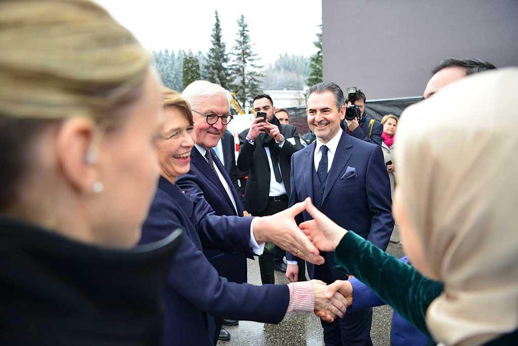 IGP Blog: Besuch des Bundespräsidenten