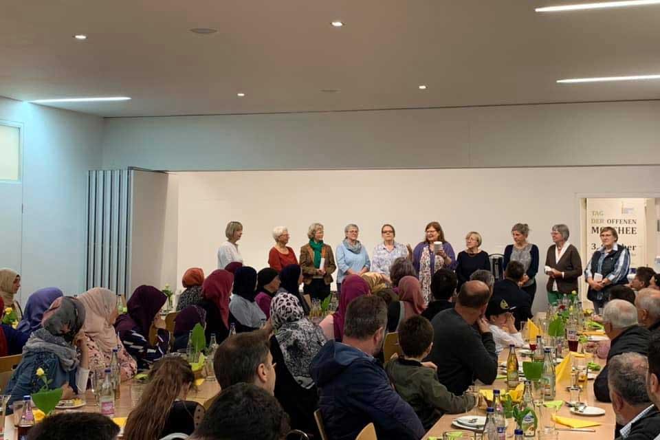 IGP Dialog: Einladung zum Fastenbrechen durch Nichtmuslime