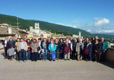 IGP Dialog: Interreligiöse Reise Assisi