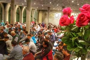 Penzberg Moschee Aktivitäten
