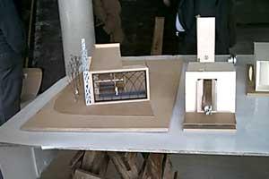 Penzberger Moschee Modell