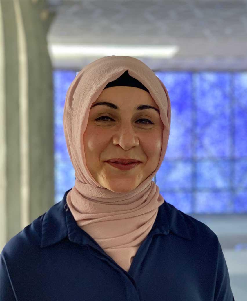 IGP Vorstand: Ayten Verep