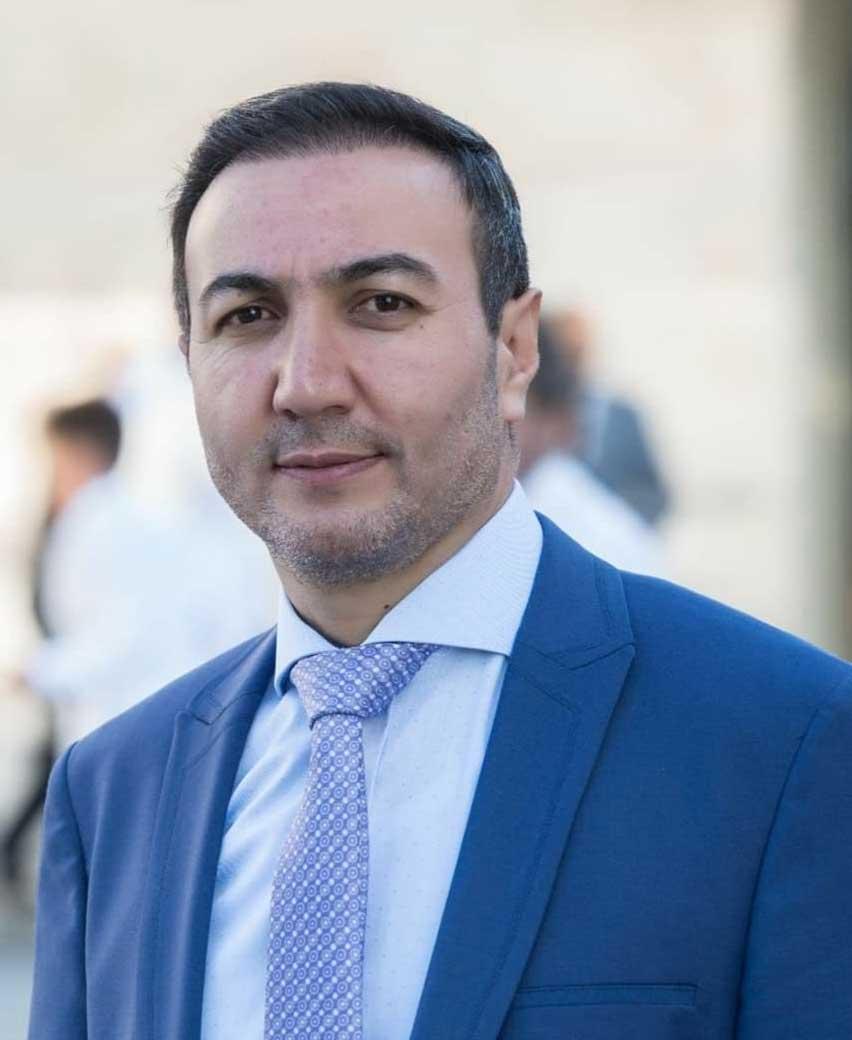 IGP Vorstand: Bayram Yerli