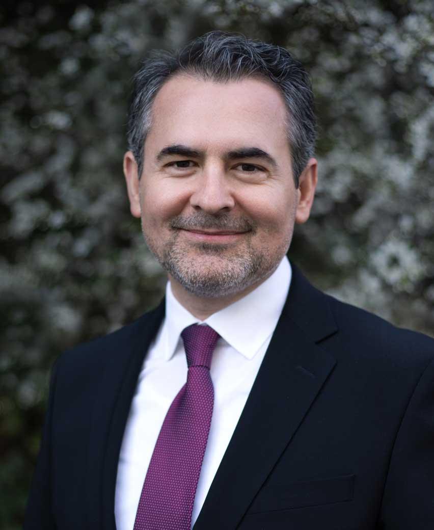 IGP Vorstand: Benjamin Idriz