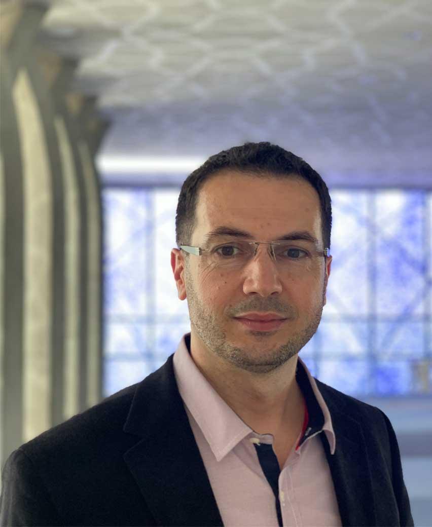 IGP Vorstand: Nihad Djulic
