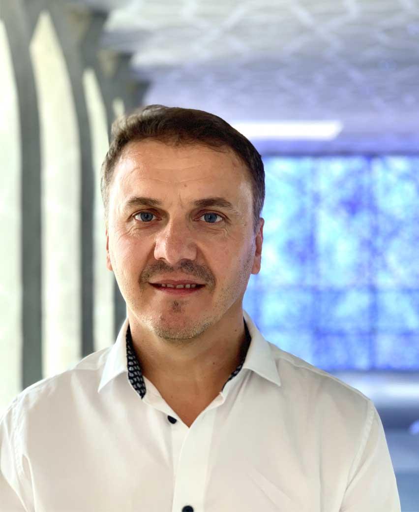 IGP Vorstand: Zijad Zubic