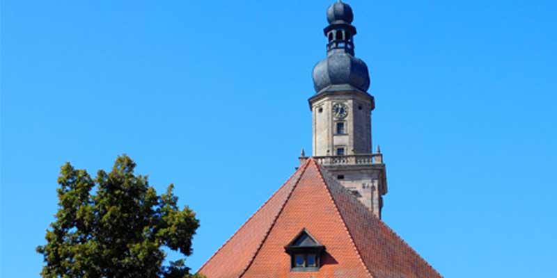 Kanzelrede in der Hugenottenkirche Erlangen