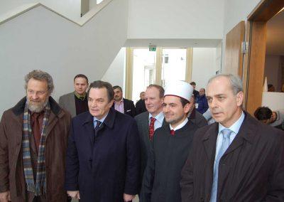 IGP Besucher: Haris Silajdzic