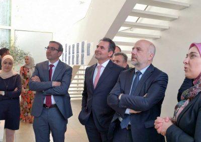 IGP Besucher: Staatssekretär Kerber
