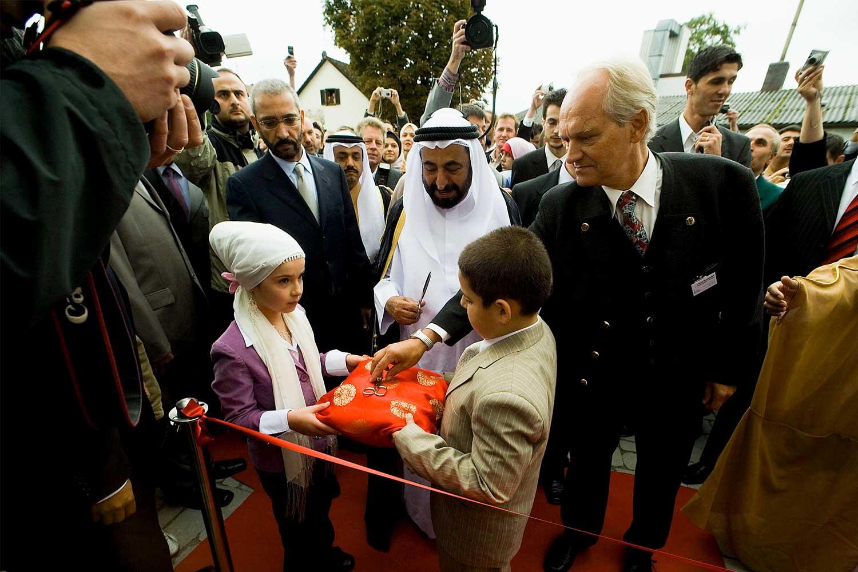 Feierliche Eröffnung Islamisches Forum Penzberg
