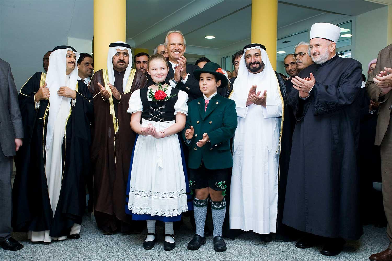 Islamisches Forum Penzberg Eröffnung