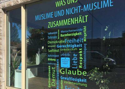 Moschee Penzberg Dialog & Zusammenhalt