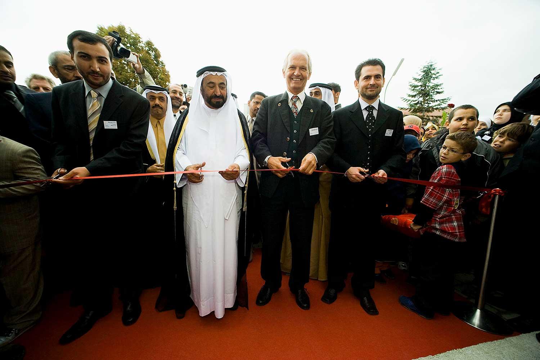 Eröffnung Islamisches Forum Penzberg