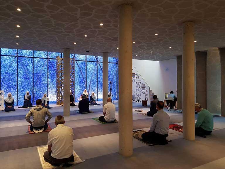 Moschee Penzberg: TOM 2020