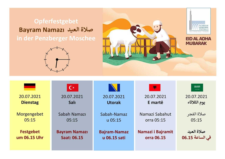 IGP: Bayram Namaz 2021