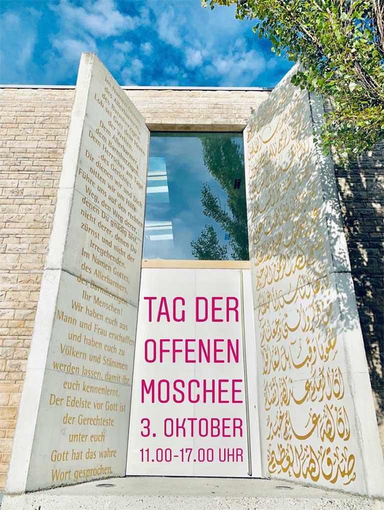 Moschee Penzberg: TOM 2021